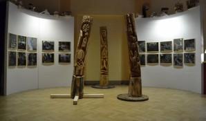 DNA – Exposition du «Village des Utopies» salle de la bourse