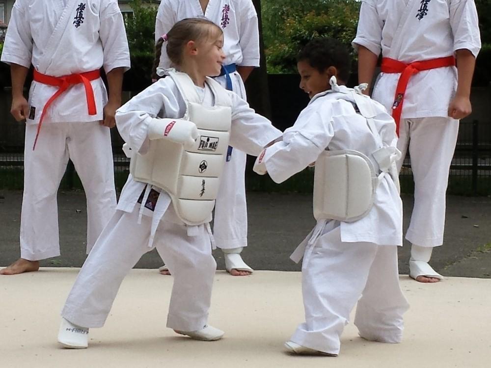 Karaté style Kyokushinkai