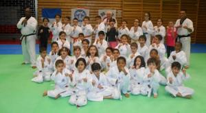 L'école de Taekwondo 2015-2016