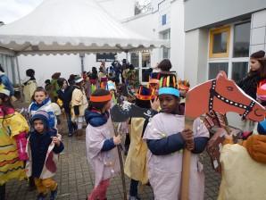 DNA – Carnaval des enfants Au temps des indiens et des cow-boys