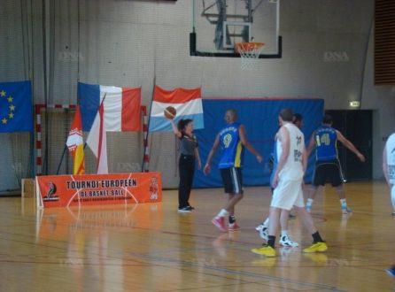 DNA – Tournoi européen de Basket