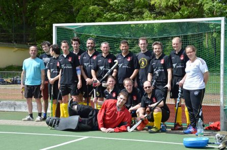 FFH – À la découverte du Hockey transfrontalier avec le JSK Strasbourg Hockey Club