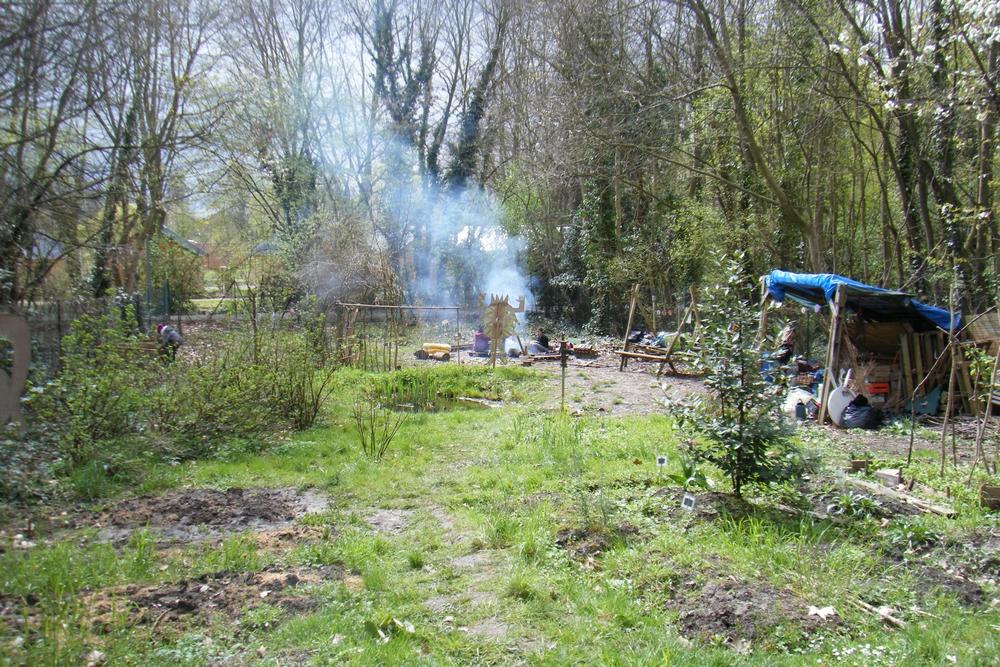 Ateliers de jardinage à Koenigshoffen en juillet
