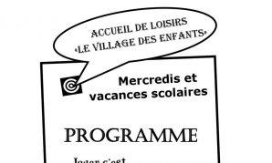 Programmes ALSH