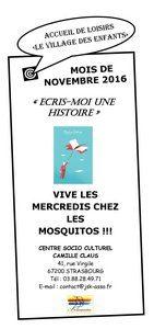 Le programme pour les Mosquitos