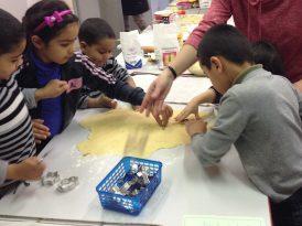 Ateliers parents enfants en décembre