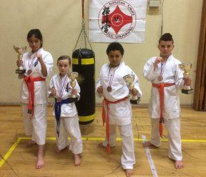 Bravo aux enfants du Karaté Kyokushinkai