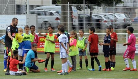 DNA – Stage de foot Lafacademy