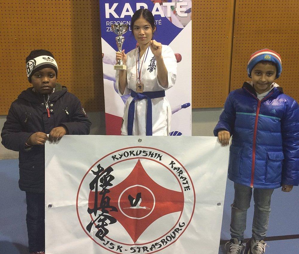 Open de France de Kyokushinkai