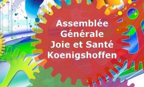 Assemblée Générale 3 mai 2019