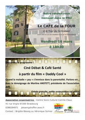 Le Café de la Tour en mars : Ciné Débat & Café Santé