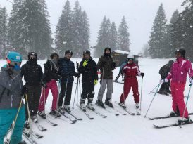 Secteur Jeune : Vacances d'hiver 2019