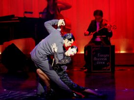 Stage et Milonga de Tango argentin