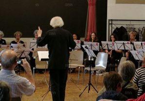 DNA – L'orchestre de flûtes à bec du Bas-Rhin en concert