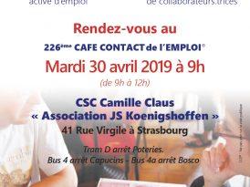 Café Contact Emploi
