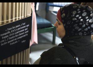 DNA – A Koenigshoffen, une exposition donne la parole aux réfugiés