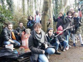 DNA – Nettoyage de printemps à Koenigshoffen