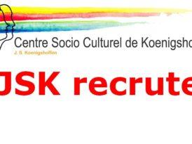 JSK recrute un(e) médiateur(trice) emploi