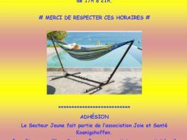 Koenig's Beach au Secteur Jeune