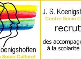 JSK recrute des accompagnateurs à la scolarité (H/F)