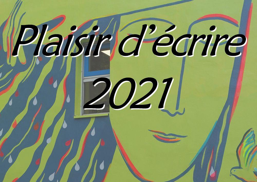 Plaisir d'écrire 2021