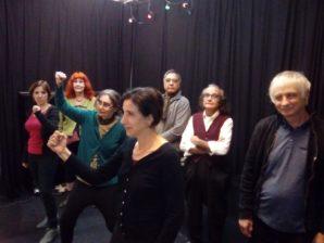 Théâtre-forum « Sans haine, sans arme, sans violence »